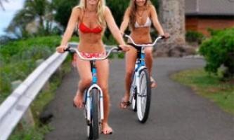 Как выбрать удобный велосипед?