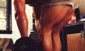 Бицепс бедра: упражнения и особенности тренировки