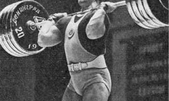 Борис селицкий (тяжелая атлетика)