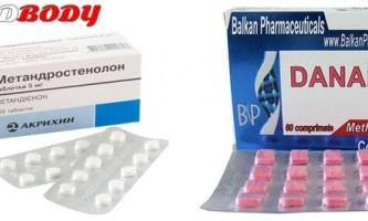 Данабол (danabol) от sc balkan pharmaceuticals srl — отзывы, побочные эффекты