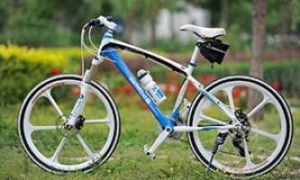 Детские и взрослые велосипеды bmw