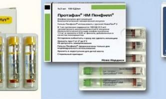Диабет: гормон роста и инсулин