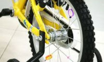 Дополнительные боковые колеса для детских велосипедов