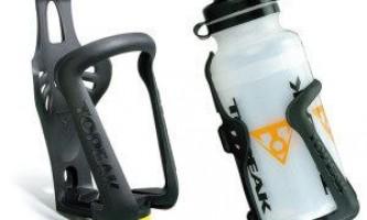 Флягодержатель и велофляга для велосипеда