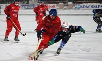 Хоккей с мячом тактика игры