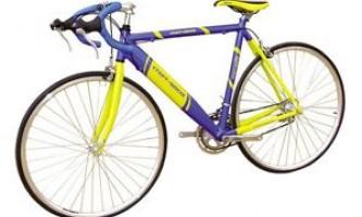 Хвз велосипед старт шоссе, его характеристики и общая информация