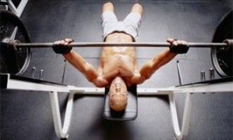 Обязательные условия для роста мышц.