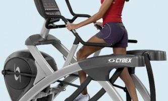 Эллиптический тренажер — какие мышцы работают