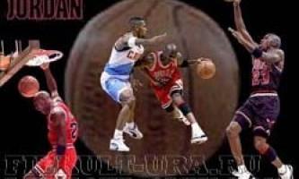 Классификация техники баскетбола