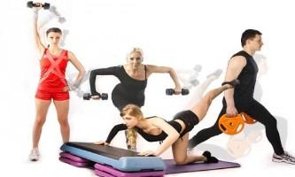 Комплекс круговой тренировки на все группы мышц