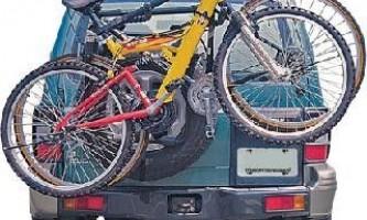 Крепления для велосипеда на автомобиль
