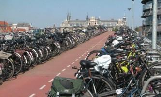 Лучшие европейские города для велосипедистов