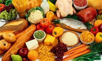 Лучшие продукты для набора мышечной массы