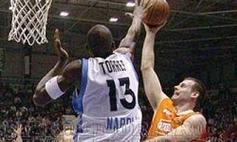 Накрывание мяча при броске в баскетболе