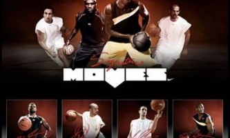 Nike signature moves: часть 1