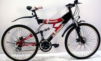 Обзор велосипедов фирмы tornado (детский, складной, горный)