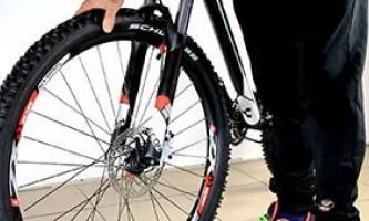 Передняя втулка колеса велосипеда, ее разборка и ремонт своими руками