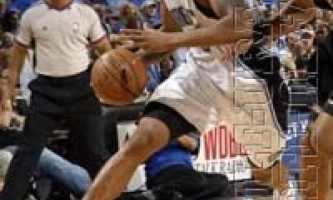 Перехват мяча при ведении в баскетболе