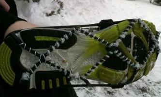Правила зимних пробежек