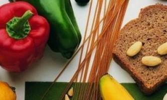 Правильные углеводы. 5 продуктов, полезных для здоровья