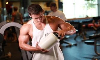 Протеиновый коктейль для набора массы и роста мышц