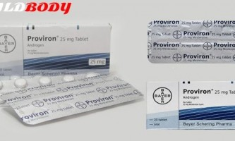 Провирон (местеролон) — отзывы, курс, пкт, побочные эффекты