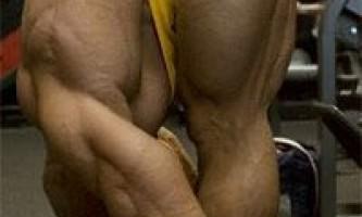 Особенности тренировки мастеров спорта по тяжелой атлетике.