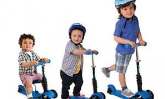 Самокат y bike glider seat