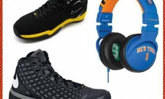 Самые модные кроссовки и наушники