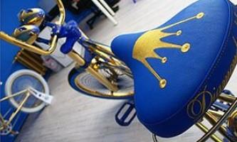 Самый дорогой велосипед в мире - необычный элитный велосипед электра