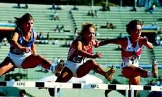 Техника легкоатлетического бега