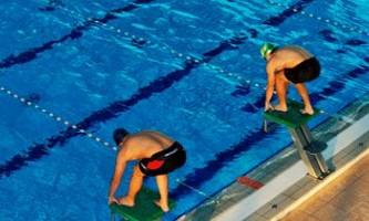 Техника старта в плавании