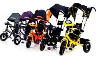 Трехколесный велосипед lamborghini l2 и azimut air lamborghini