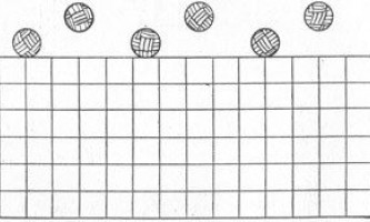 Тренировка волейболиста и теннисиста на специальных устройствах.