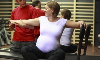 Тренировки для беременных — как правильно тренироваться