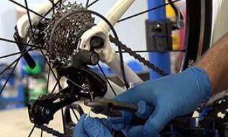 Тросик переключения скоростей на велосипед: замена, цена