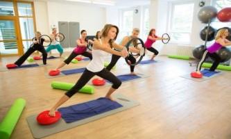 Упражнение пилатес для спины и поясницы