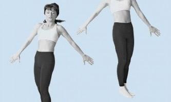Упражнения для спины — дикуль