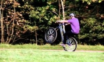 Урок №2 - как научиться кататься на велосипеде видео