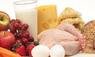 В каких продуктах содержится протеин