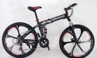 Велосипед land rover: краткий обзор и отзывы