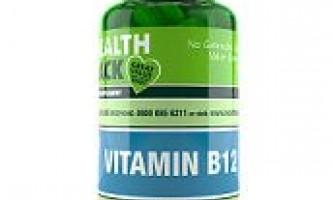 Витамин в12 — для чего нужен организму