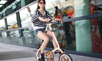 Выбираем компактный взрослый складной велосипед