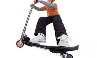 Выбираем самокат scooter мини, двухколесный, трехколесный, четырехколесный