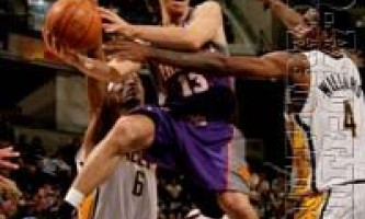 Выбивание при ведении мяча в баскетболе