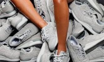 Выбор обуви для тренажерного зала.